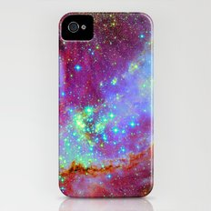 Stellar Nursery iPhone (4, 4s) Slim Case