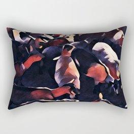 Lost in the Herd Rectangular Pillow