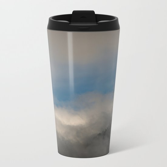 Olympic National Park Metal Travel Mug