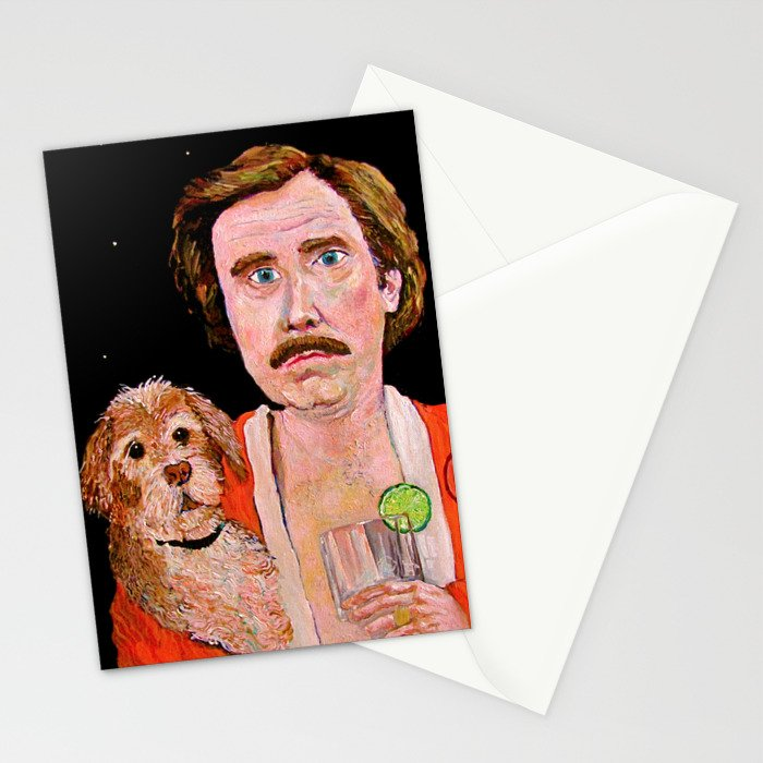 """Stay Classy"" Stationery Cards"