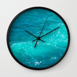 H2Oh, that's cold! Wall Clock