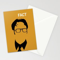 Dwight Schrute Stationery Cards