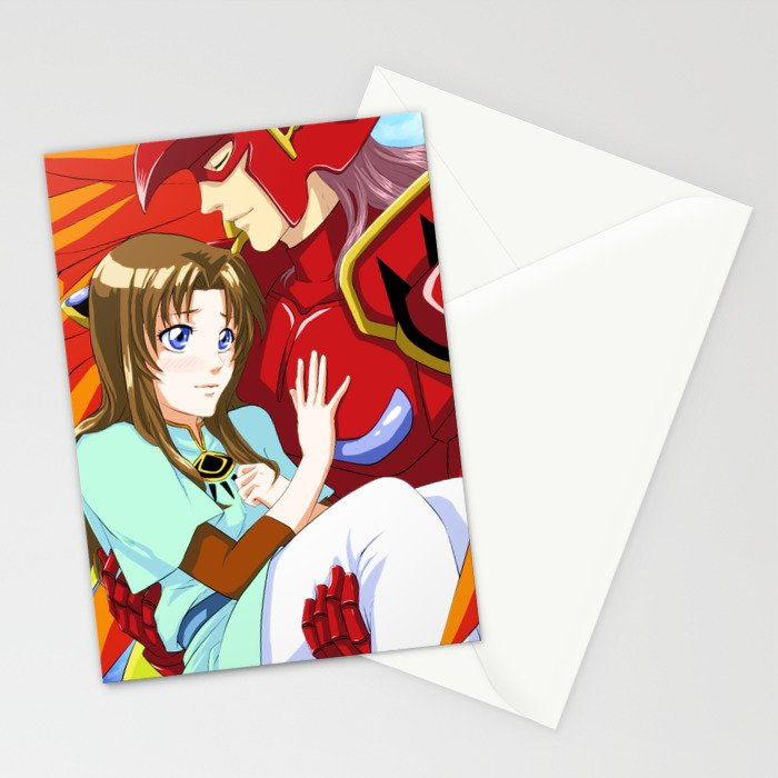 A Moment Stationery Cards
