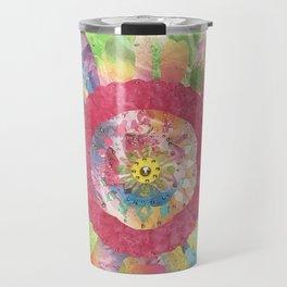 FlowerWaltz03 Travel Mug