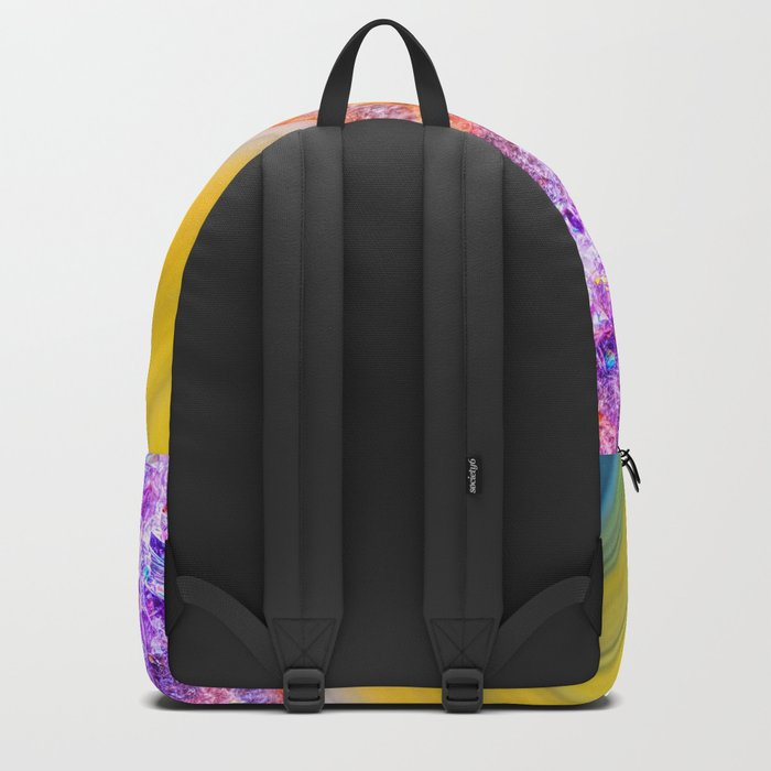 Rainbow crystal Backpack