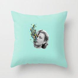 Grace II Throw Pillow