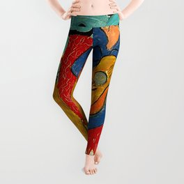 Good Girls by Henri Matisse  Leggings