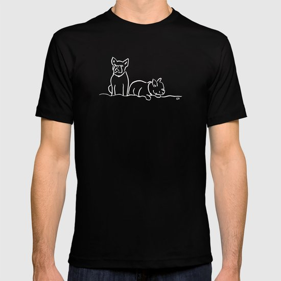 City Dogs {Frenchies} T-shirt