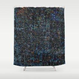 Egyptian Stones Shower Curtain