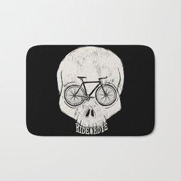 ride or die Bath Mat