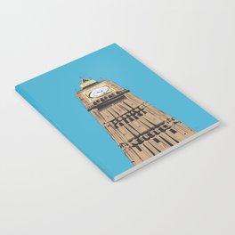 London Big Ben Notebook