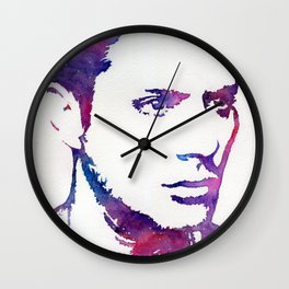 Jensen Ackles Wall Clock