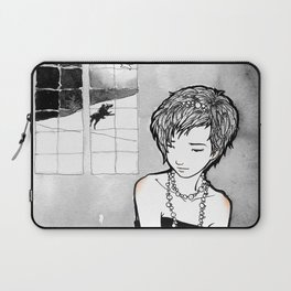 Odile - The black swan Laptop Sleeve