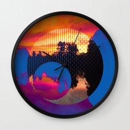 Artesian's view Wall Clock