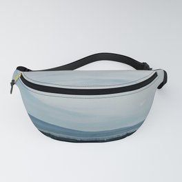 Whale in the sea Fanny Pack