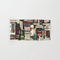 Cassettes, VHS & Atari Hand & Bath Towel