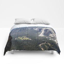 Yosemite El Capitan Comforters