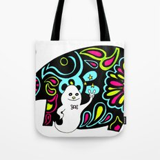 Elephank Tote Bag