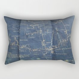 Up to Code Rectangular Pillow
