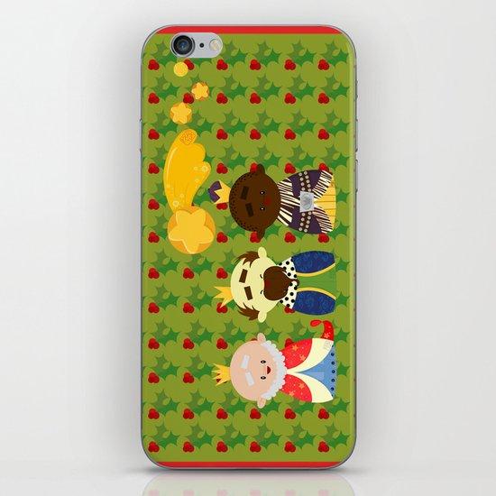 Three Kings (Reyes Magos) iPhone & iPod Skin