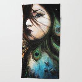 Gaia Beach Towel