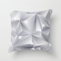 Diamond 02 Throw Pillow
