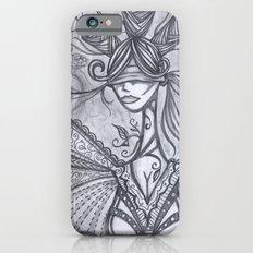 Blind Sensibility (Sketch) Slim Case iPhone 6s