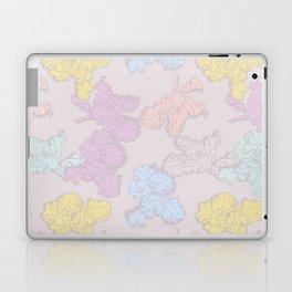 """Merci"" (Irises pattern) Laptop & iPad Skin"