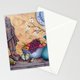Malayan Table Stationery Cards