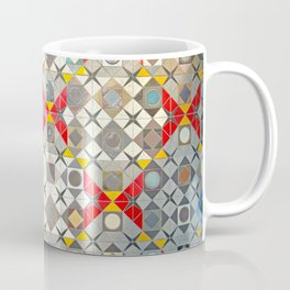 Detroit People Mover Art Broadway Fort and Cass Coffee Mug