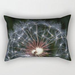 Dandelion seeds Rectangular Pillow