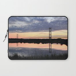 Humber Bridge Dawn Laptop Sleeve