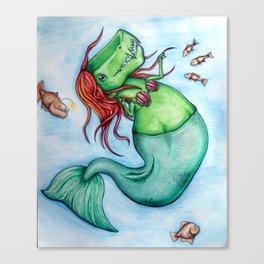 MerTommy Canvas Print