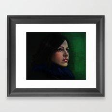 Regina Mills Framed Art Print