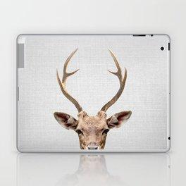 Deer - Colorful Laptop & iPad Skin