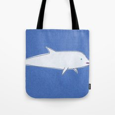 dolphin Tote Bag