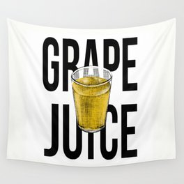 Apple Juice Wall Tapestry