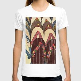Zouri Flip Flop T-shirt