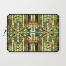Out there in the woods, I feel peace........ Laptop Sleeve