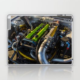 2JZ built by SSS Motorsports Laptop & iPad Skin