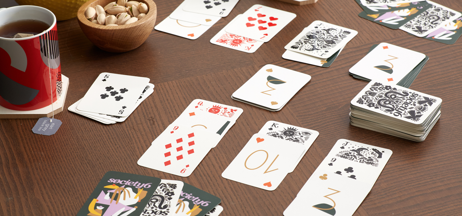 Playing Cards | Society6