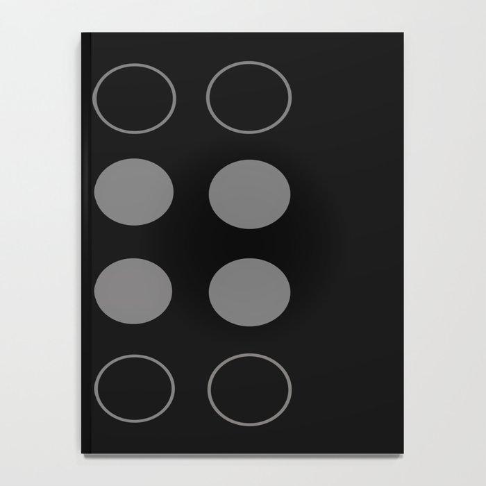 Circles I Notebook