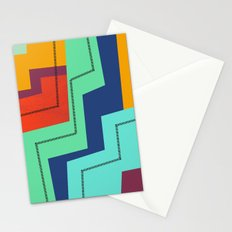 ColorBlock IV Stationery Cards