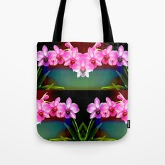 Magical Orchids Tote Bag