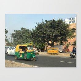 New Delhi, India - Photograph Canvas Print