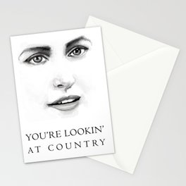 Lookin' at Country Stationery Cards
