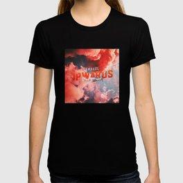 Onwards, Upwards (Full Version) T-shirt