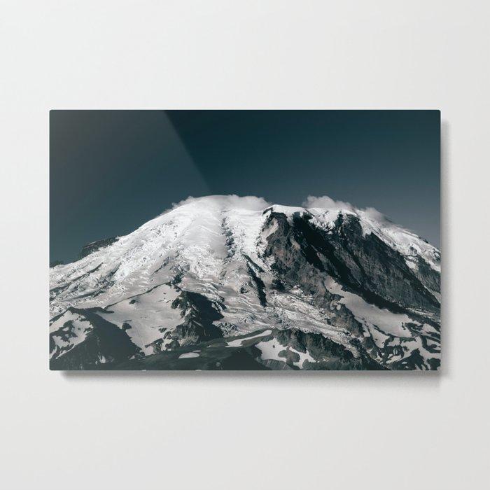 Mount Rainier V Metal Print