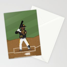 Major League Pixels - 8bit Cutch Stationery Cards