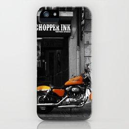 Chopper iPhone Case